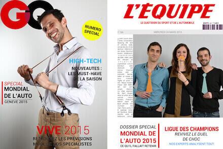 animation photo, montage photo, magazine masculin