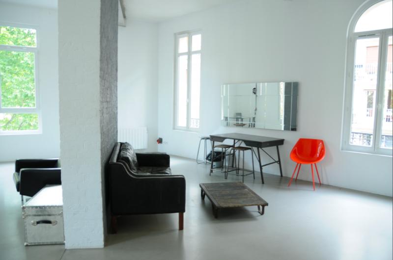 studio photo, loft