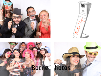 animation photo, animation evenementielle, animation photocall, borne photos