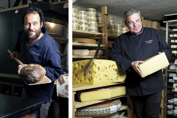 photographe corporate, fromager