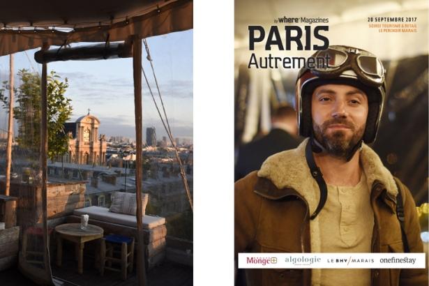 REPORTAGE PHOTO - BHV / Le Perchoir