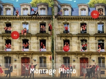 animation photo, animation evenementielle, animation photocall, montage photo