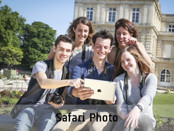animation photo, animation evenementielle, animation photocall, safari photo
