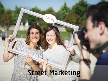 animation photo, animation evenementielle, animation photocall, street marketing